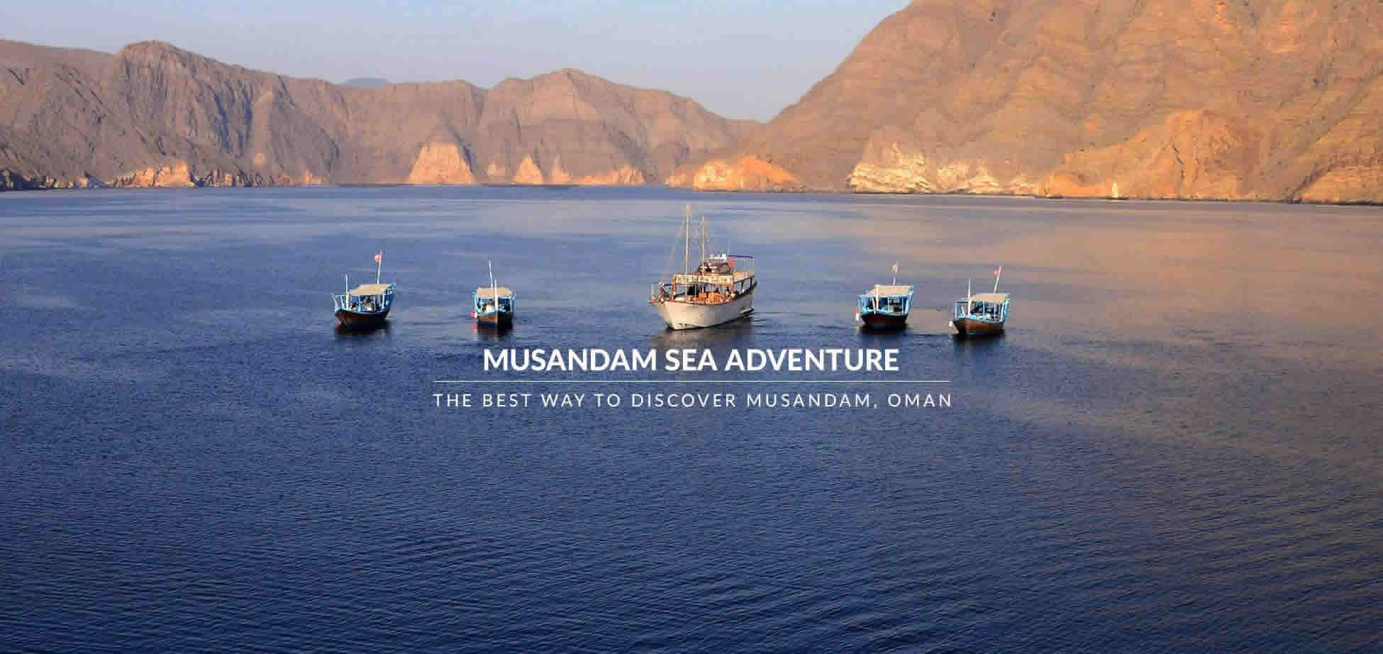The Best Way To Discover Musandam Oman