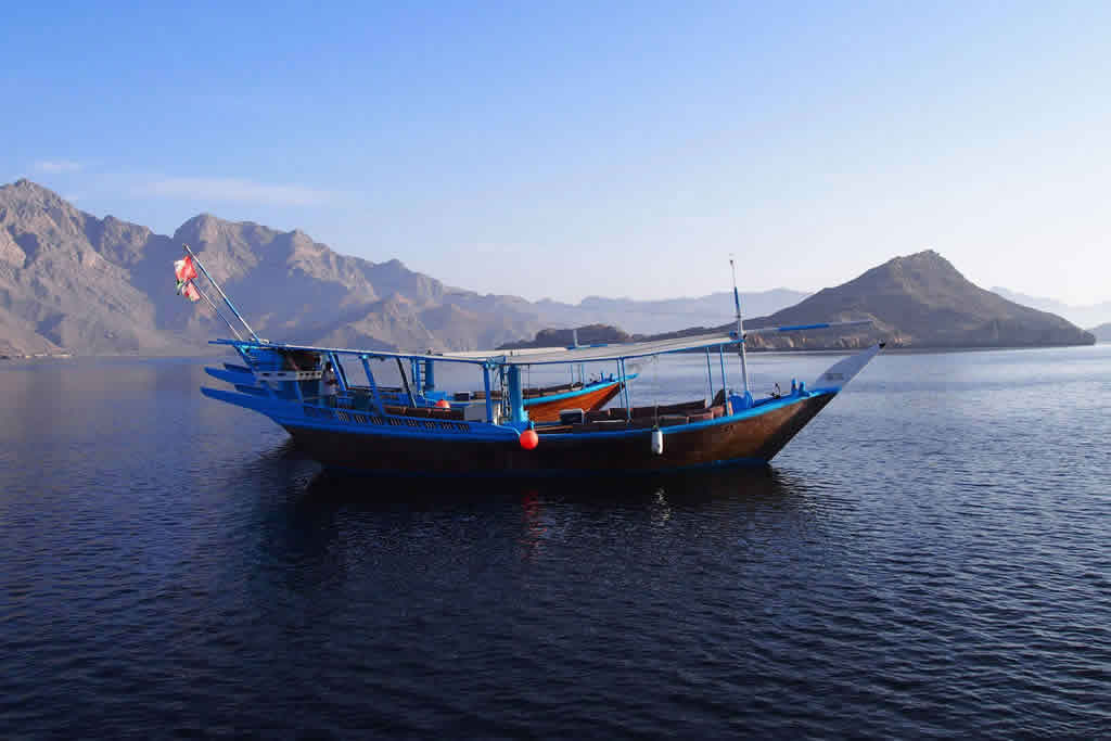 Musandam Dolphin Watching