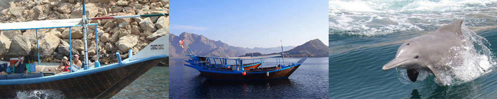 Musandam Dhow Cruise Camping
