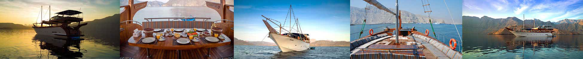 Musandam Day Cruise to Khor Sham